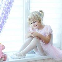 Куколкам-балетницам тоже хочется играть :: Наталия Ефремова