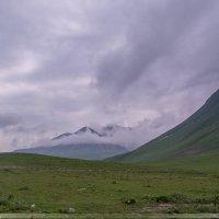 Там где рождаются облака :: Павел Москалёв