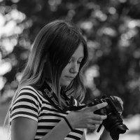 Фотографиня :: Андрей Потапов