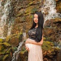 Прекрасная будущая мама Татьяна. :: Кристина Волкова(Загальцева)