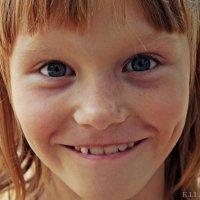 Глаза - зеркало души... :: Евгения Ламтюгова