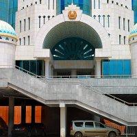 Парламент Казахстана :: Галина Стрельченя