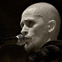Исполнитель горлового пения Тюргэн Кам :: Андрей Антонов