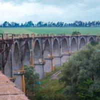 Мокринский ж/д мост :: Андрей Акимов