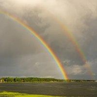 Утро на заливе :: Леонид Соболев