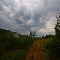 Забайкальское небо :: Антонида Михайлова