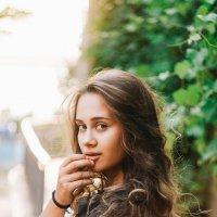 Оля :: Виктория Роменская
