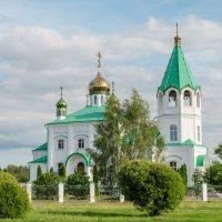 Храм в честь Вознесения Господня :: Александр Мезенцев