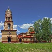 Николаевский Малицкий монастырь :: Анатолий Максимов