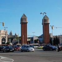 Площадь Испании в Барселоне. :: Lara