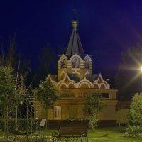 Часовня.  Ижевск – город в котором я живу! :: Владимир Максимов