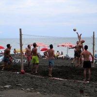 Игры на песке :: Наталья Джикидзе (Берёзина)
