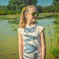 На фоне красот природных :: Света Кондрашова