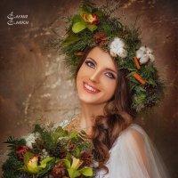 весна :: Арина Елизарова