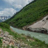 река Клухор :: anatoly Gaponenko