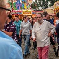 В поисках сюжета, Кирмис- парк атракционов, Дюссельдорф :: Witalij Loewin