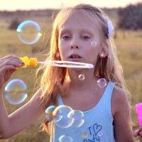 пузырьки :: Наталья Изразова