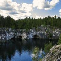 Республика Карелия, Горный парк Рускеала :: Элеонора Макарова