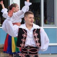 Венгерский танец :: Анатолий Толстопятов