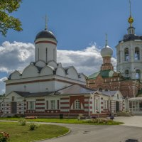 Храмовый комплекс Николо-Пешношского монастыря. :: Михаил (Skipper A.M.)