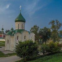 Самый древний собор Переславля-Залесского :: Сергей Цветков