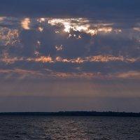 Fantastic sunset :: Надежда Кульбацкая