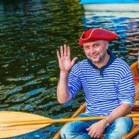 Бравый корсар :: Леонид Соболев