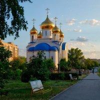 Храм :: Александр Гапоненко