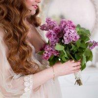 весеннее ожидание :: Юлия Полянина