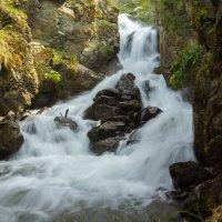 водопады горный Алтай :: Maksim Polunin