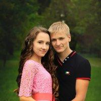Анна и Александр :) :: Анжелика Засядько