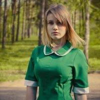 Девушка :: Диана Балашенко