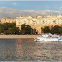 Жюль Верн в погоне за моторной лодкой...)) :: mig-2111 Новик