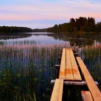 На озере Суури :: Роберт Гресь