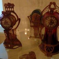 Часы в стиле модерн. (музей Петропавловская крепость) :: Светлана Калмыкова