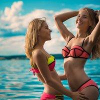 Карина и Настя :: Сергей Куликов