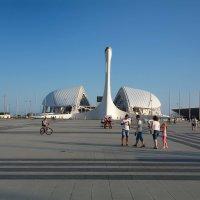 олимпийский парк сочи :: Виктор Филиппов