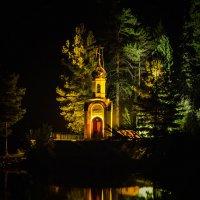 Церковь :: Анна Юдникова