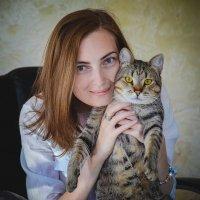 Ева и Соня :: Дмитрий