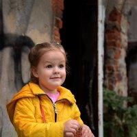 Экскурсия в дедушкино детство :: Валерий Чернов