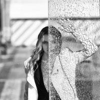 Сквозь разбитое стекло :: Дмитрий Мишин