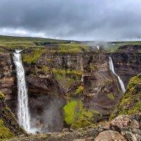 Iceland 07-2016 Haifoss :: Arturs Ancans
