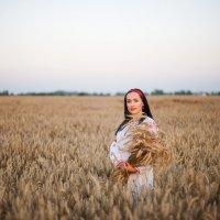 Русское поле. :: Mari Shurins
