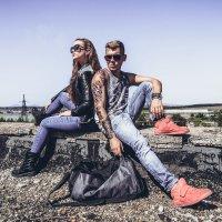 Модели: Александр и Яна. :: Камила Токсанбаева