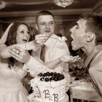 Свадебный торт :: Александр Воронов