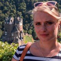 Марина, туристка из Питера :: Witalij Loewin