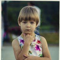 Портрет Девочки :: Алексадр Мякшин