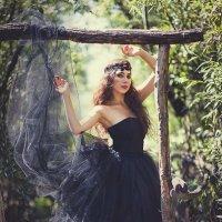 лесная Нимфа :: Елизавета Забродина