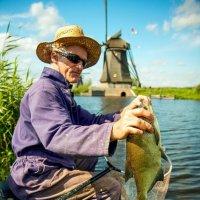 Рыбак :: Светлана Щербакова