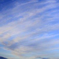 Небо-паруса :: Анна Янн